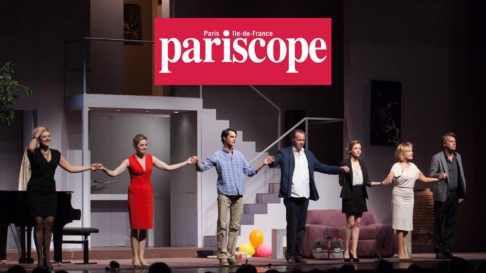 Pariscope : un drôle de père