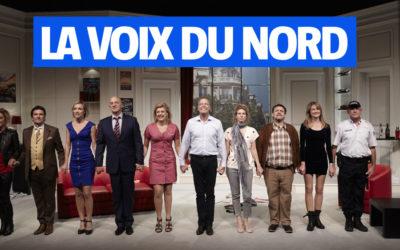 La voix du Nord : le tombeur