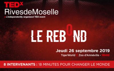 TEDX RIVESDEMOSELLE «Le rebond»